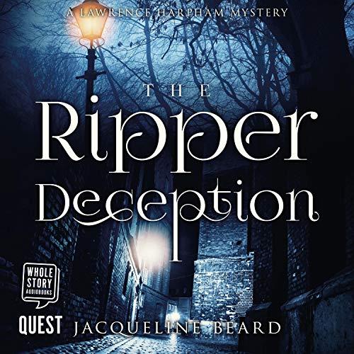 The Ripper Deception cover art