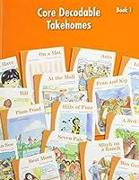 Imagine It: Core Decodable Takehomes,book 1 0076106985 Book Cover