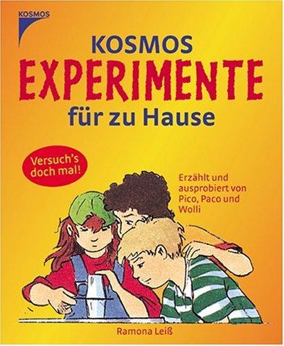 Kosmos Experimente für zu Hause