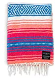 Mexican Blanket, Falsa Blanket | Authentic Hand Woven Blanket, Serape,...