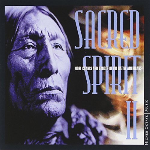 Price comparison product image Sacred Spirit,  Vol. 2: More Chants and Dances of the Native Americans