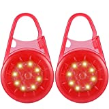 ZLCBBD Blinklicht Schulranzen fur Kinder -USB...