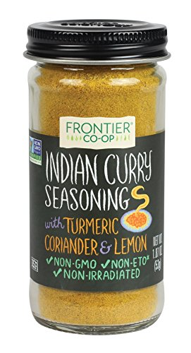 Frontier Seasoning Blends Indian Curry 187Ounce Bottle