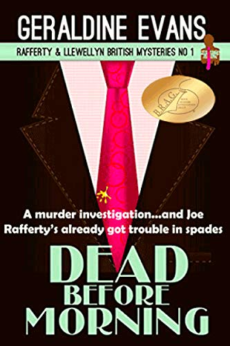 Dead Before Morning #1 Rafferty & Llewellyn by Evans, Geraldine