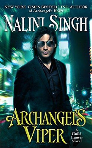 Archangel's Viper (Guild Hunter Book 10) (English Edition)
