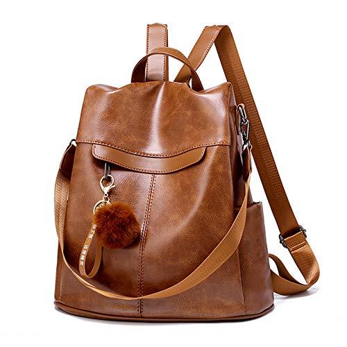 Segater® vrouwen rugzak portemonnee 2 manieren converteerbare schouder tassen mode leer waterdichte anti-diefstal dames Daypack