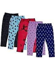 IndiWeaves Girls' Regular Fit Pants