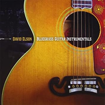 BLUEGRASS GUITAR INSTRUMENTALS