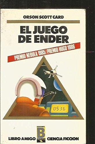 Juego De Ender,El