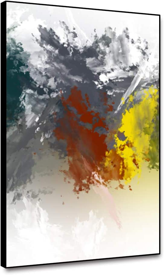 lowest price Renaiss Framed Canvas Colored Drawing Abstract Deco Artwork Popular shop is the lowest price challenge Home