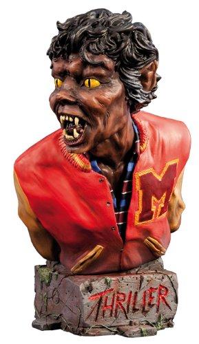 Infinite Statues- Thriller Infinite Michael Jackson Figure, 833300430204