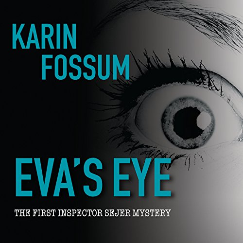 Eva's Eye audiobook cover art
