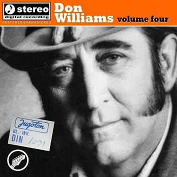 Don Williams Volume Four
