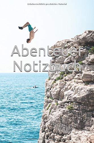 Abenteuer Notizbuch: Action Extrem Sport Urlaub Meer Extremsport