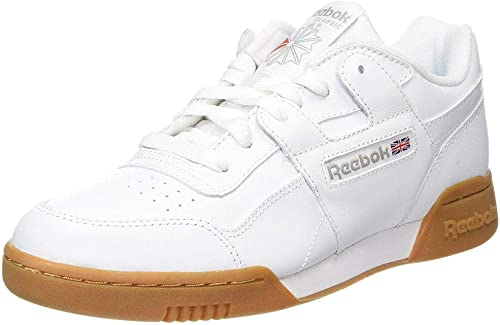 Reebok Workout Plus Chaussures Sportives, Homme