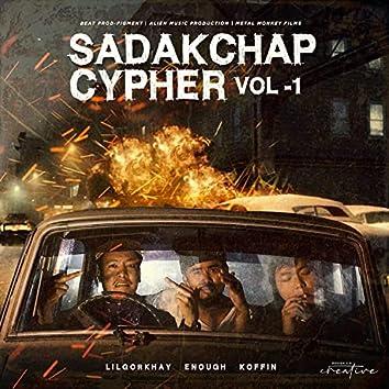 Sadakchap cypher vol-1