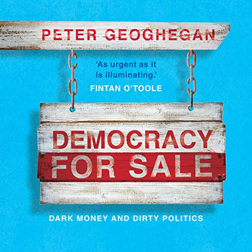 Democracy for Sale cover art