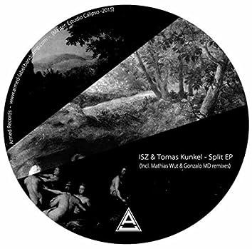 SPLIT EP (Incl Mathias Woot & Gonzalo MD remixes)