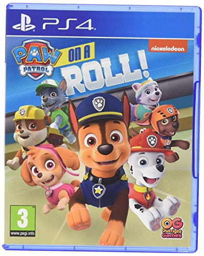 Outright Games - Paw Patrol: On a Roll! /PS4 (1 GAMES)