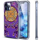 Illustration de l'éléphant National Phoenix Elephant iPhone 12 Pro - Coque transparente -...