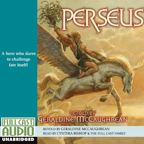Perseus audiobook cover art