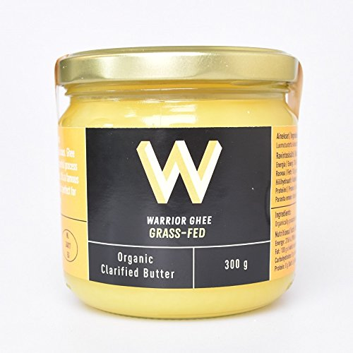 【大容量】オーガニック グラスフェッド ギー300g【EU有機認証】バターコーヒー・完全無欠コーヒーに!