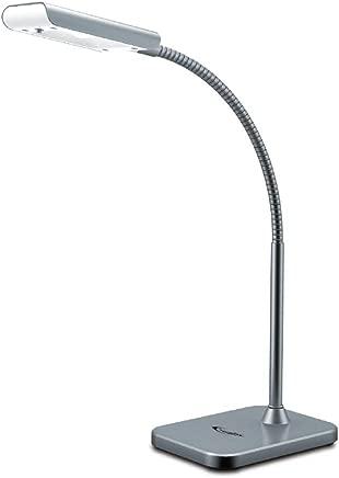 PowerPac PP1303 LED Desk Lamp 3 Watts, WHITE