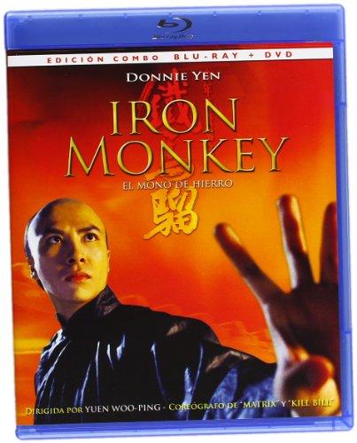 El Mono De Hierro - Cb [Blu-ray]