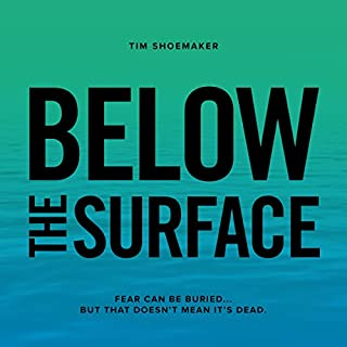 Below the Surface audiobook cover art