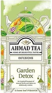 Ahmad Tea Garden Detox - 15 per pack (0.07lbs)
