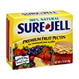 Sure-Jell 100% Natural Premium Fruit Pectin 1.75 oz