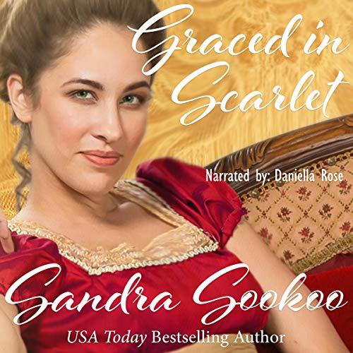 Graced in Scarlet Titelbild