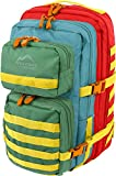 [page_title]-normani US Assault Pack Large Rucksack ca. 50 Liter Farbe Nanay