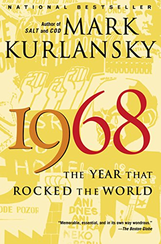 1968: The Year That Rocked the World (English Edition)