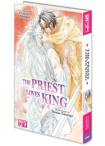 The priest loves king - The Priest Tome 3 - Livre (Roman)