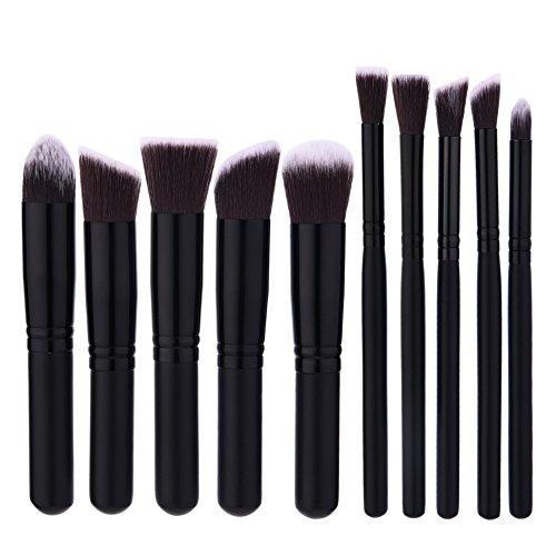 ROMANTIC BEAR Pinceau De Maquillage 10 Yeux