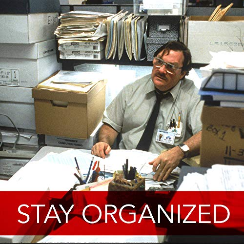 Swingline Stapler, Milton's Red Stapler from Office Space Movie, 646 Desktop Stapler Heavy Duty, 20 Sheet Capacity, For Office Decor, Desk Accessories & Home Office Supplies (64698) Photo #3