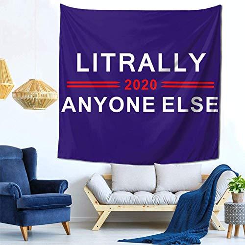 Lsjuee Chiunque altro Tapestry Wall Hanging Home Decor Fan Art per Camera da letto Soggiorno Dormitorio