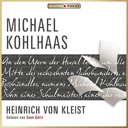 Michael Kohlhaas cover art