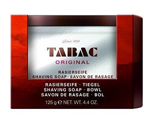 Tabac Original von Maurer & Wirtz für Herren. SHAVING Seife Schale 4,4Unzen von Maurer & Wirtz