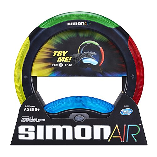 Hasbro Gaming - Simon Air, versión importada