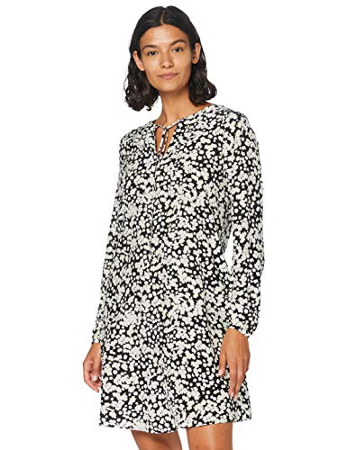 BOSS Damen Effei_1 Bluse, Mehrfarbig (Open Miscellaneous 960), (Herstellergröße: 34)
