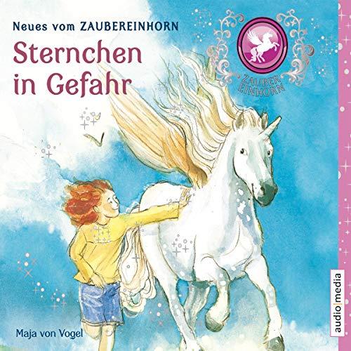 Page de couverture de Sternchen in Gefahr