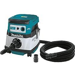 Makita 18V 2.1 Gallon HEPA Dust Extractor/Vacuum
