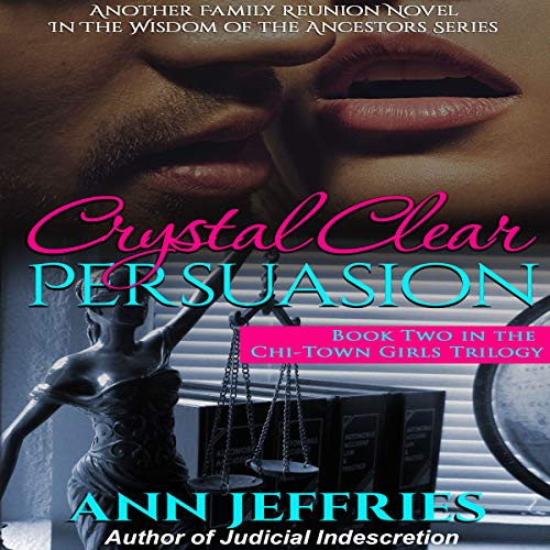 Crystal Clear Persuation  By  cover art