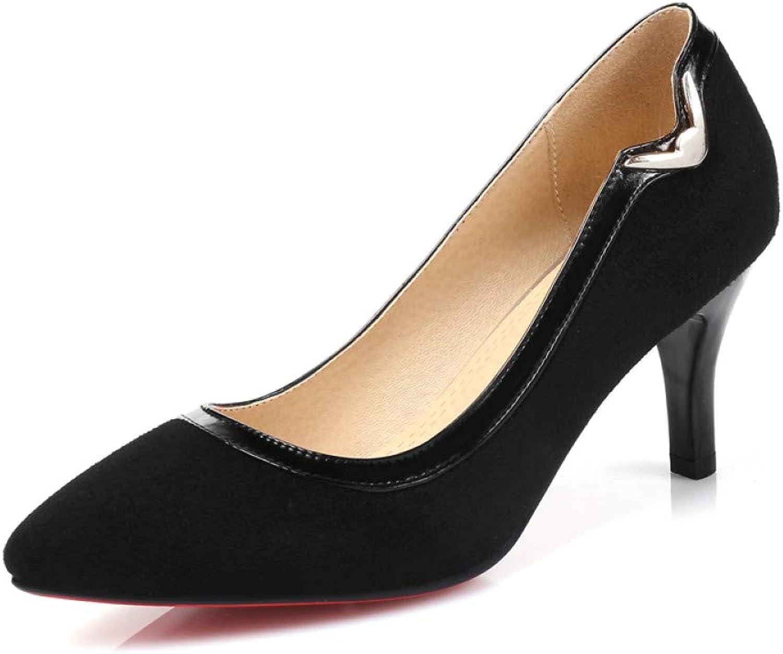 Ai Ya-liangxie Es Dünn 30-43 Dropship Sexy Sexy Sexy High Heels Lady Frauen Schuhe Frau Zehe Slip Auf Frau Roten Pumps Spitz  168c1b