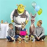 Star Cutouts, Shrek, Life-Size Cardboard Cutout Standup - 67 x 37 inches