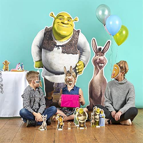 Star Cutouts Ltd STSC786 Fiona Offical Lifesize Cardboard Cutout Shrek Party Decoration /& Fun Gift Height 160cm