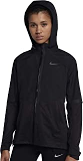 NIKE AeroShield Running Women's Jacket (Black, Medium)