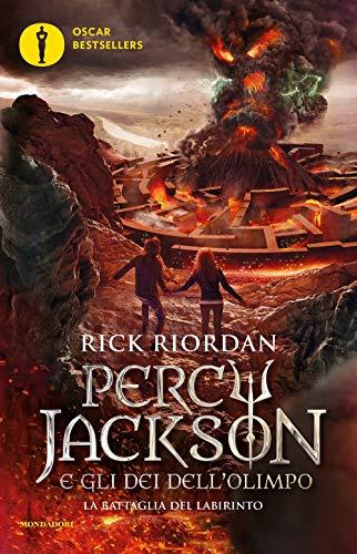 La battaglia del labirinto. Percy Jackson e gli dei dell'Olimpo. Nuova ediz. (Vol. 4)